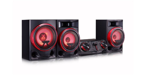 LG CJ88 XBOOM Audio System