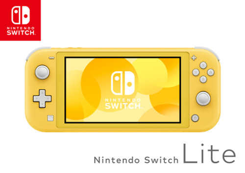 Nintendo Switch Light - Turquoise,Gray,Yellow
