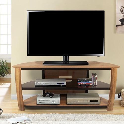 Norwalk TV Stand - Golden Maple, Greyson Olive
