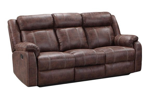 Buckskin Double Reclining Sofa