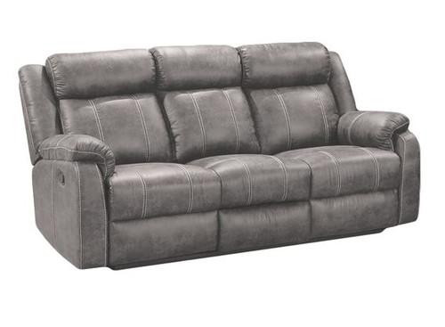 Jarama Reclining Sofa - Gray