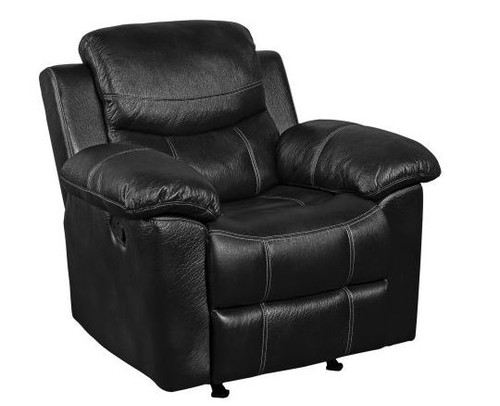 Champion Black Recliner