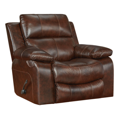 Positano Wall Hugger Power Leather Recliner