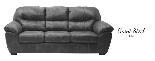 Grant Steel Sofa