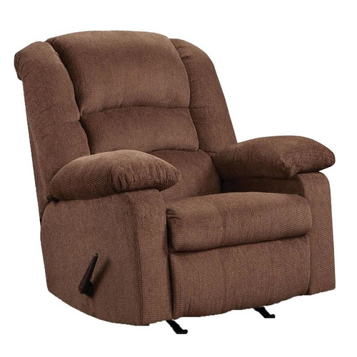 Jesse Recliner in Cocoa