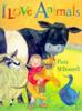 McDonnell, Flora / I Love Animals (Children's Picture Book)