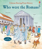 Cox, Phil Roxbee / Who Were the Romans? (Children's Picture Book)