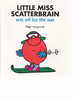 Hargreaues, Roger / Little Miss Scatterbrain Sets Off for The Sun (Children's Picture Book)