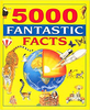 5000 Fantastic Facts (Children's Coffee Table)