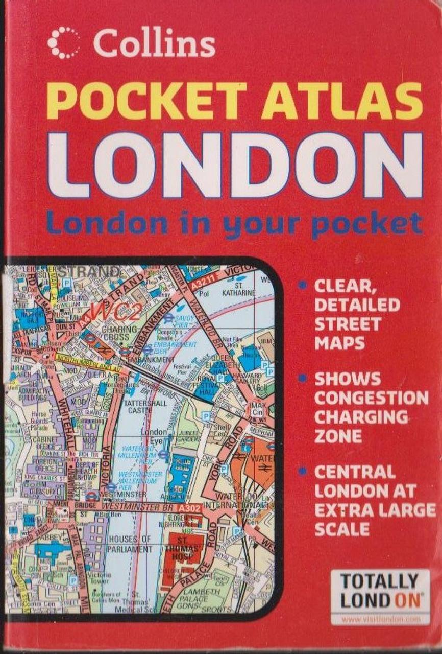 Collins Pocket Atlas London