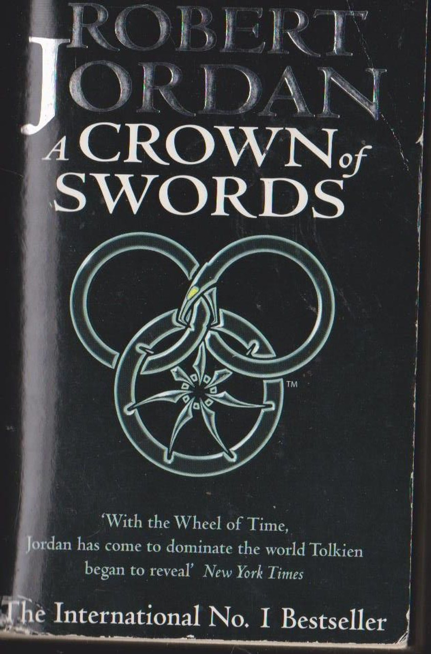 Jordan, Robert / A Crown of Swords (Wheel of Time Book 7)