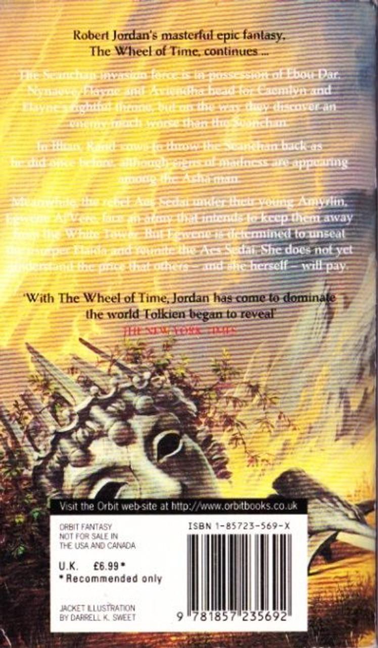 Jordan, Robert / The Path of Daggers (Wheel of Time 8)