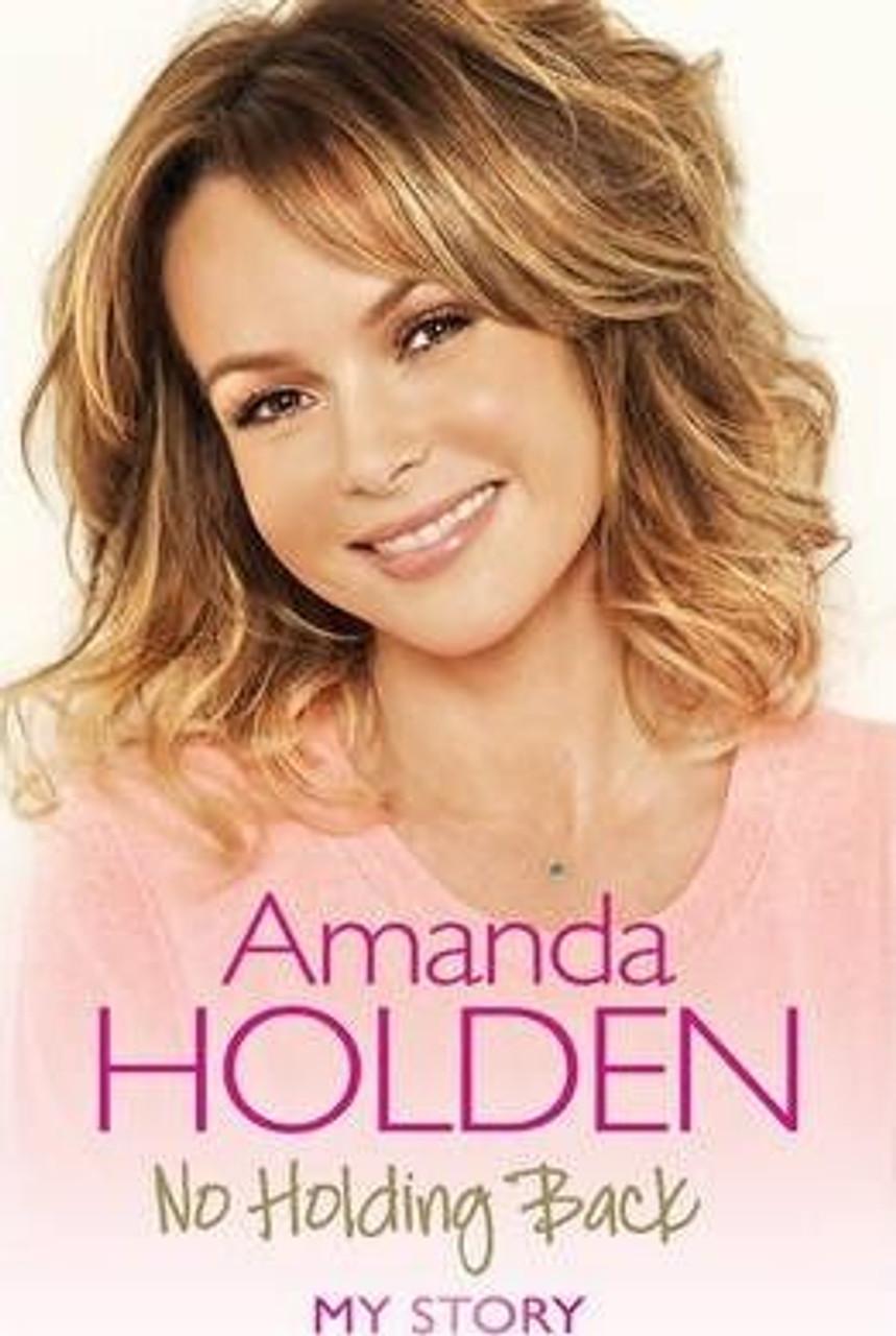 Holden, Amanda / No Holding Back (Large Paperback)