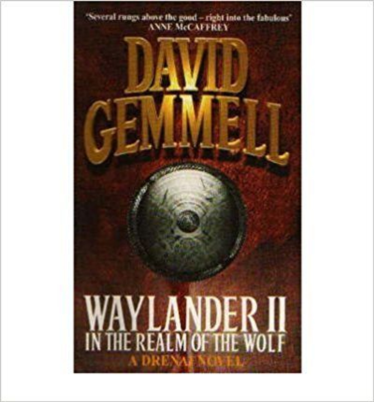 Gemmell, David / Waylander II: In The Realm of the Wolf (Large Paperback) ( Drenai Saga)