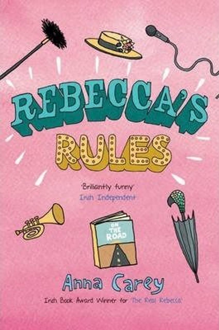 Carey, Anna / Rebecca's Rules