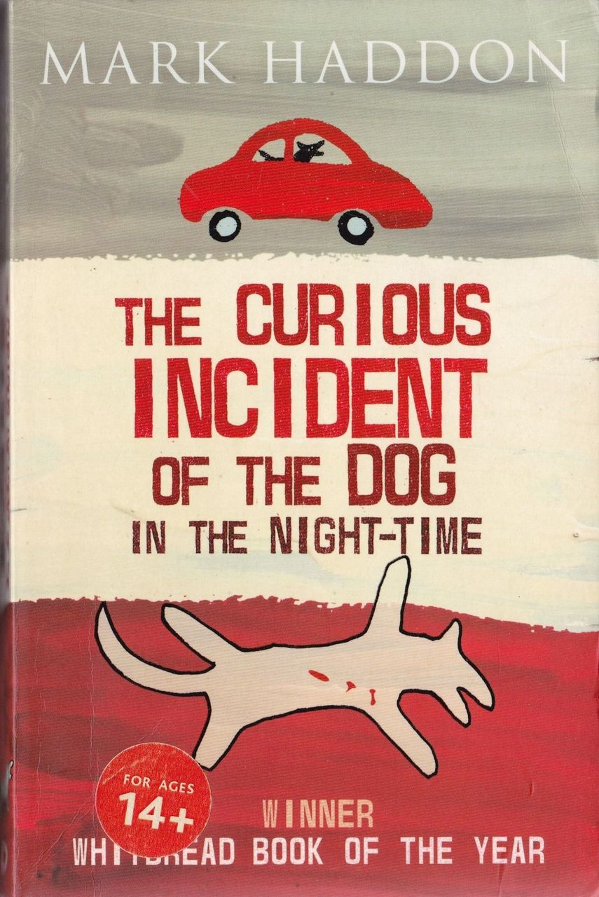 Haddon, Mark / The Curious Incident of the Dog in the Night-Time