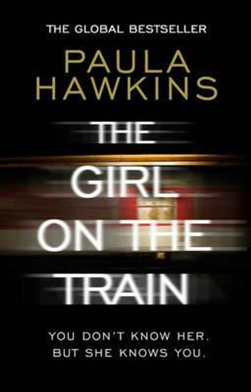 Hawkins, Paula / The Girl on the Train