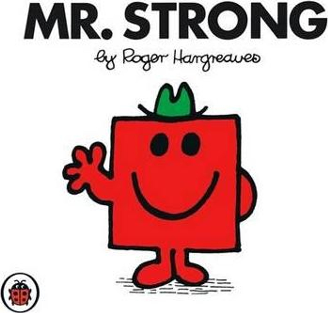 Mr Men and Little Miss, Mr Strong