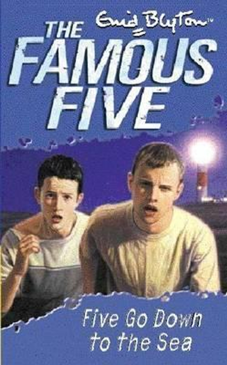 Blyton, Enid / The Famous Five, Five Go Down To The Sea