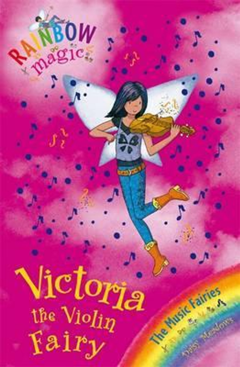 Meadows, Daisy / Rainbow Magic: Victoria the Violin Fairy