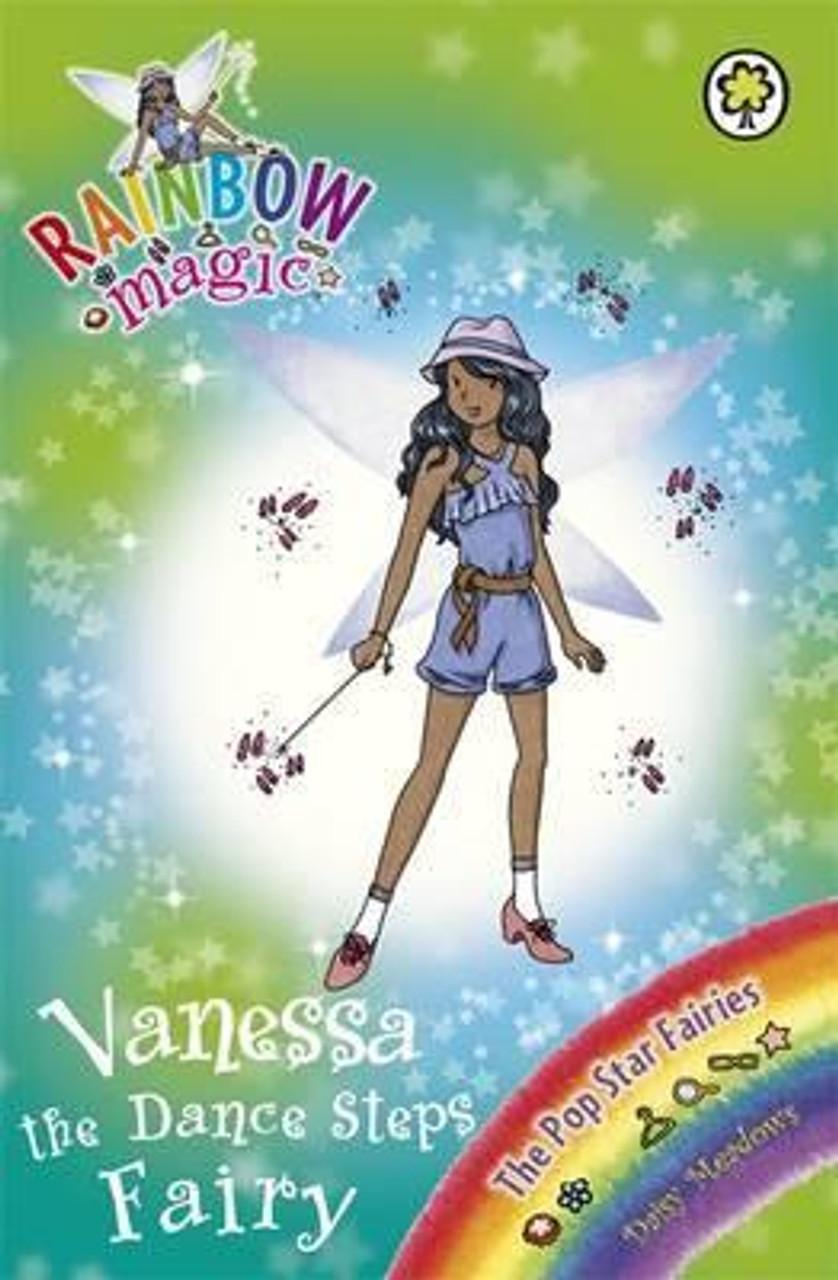 Meadows, Daisy / Rainbow Magic: Vanessa the Dance Steps Fairy