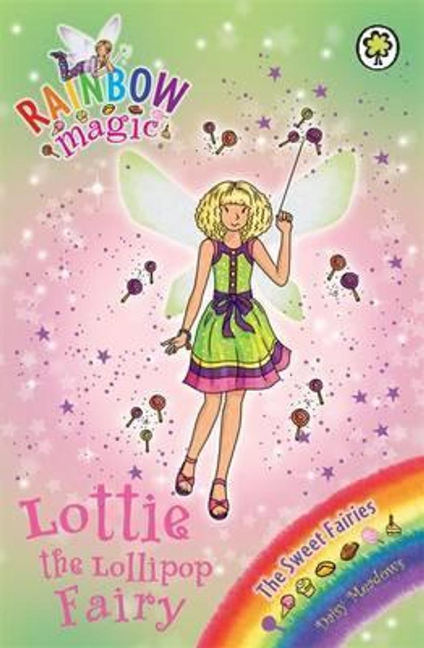 Meadows, Daisy / Rainbow Magic: Lottie the Lollipop Fairy