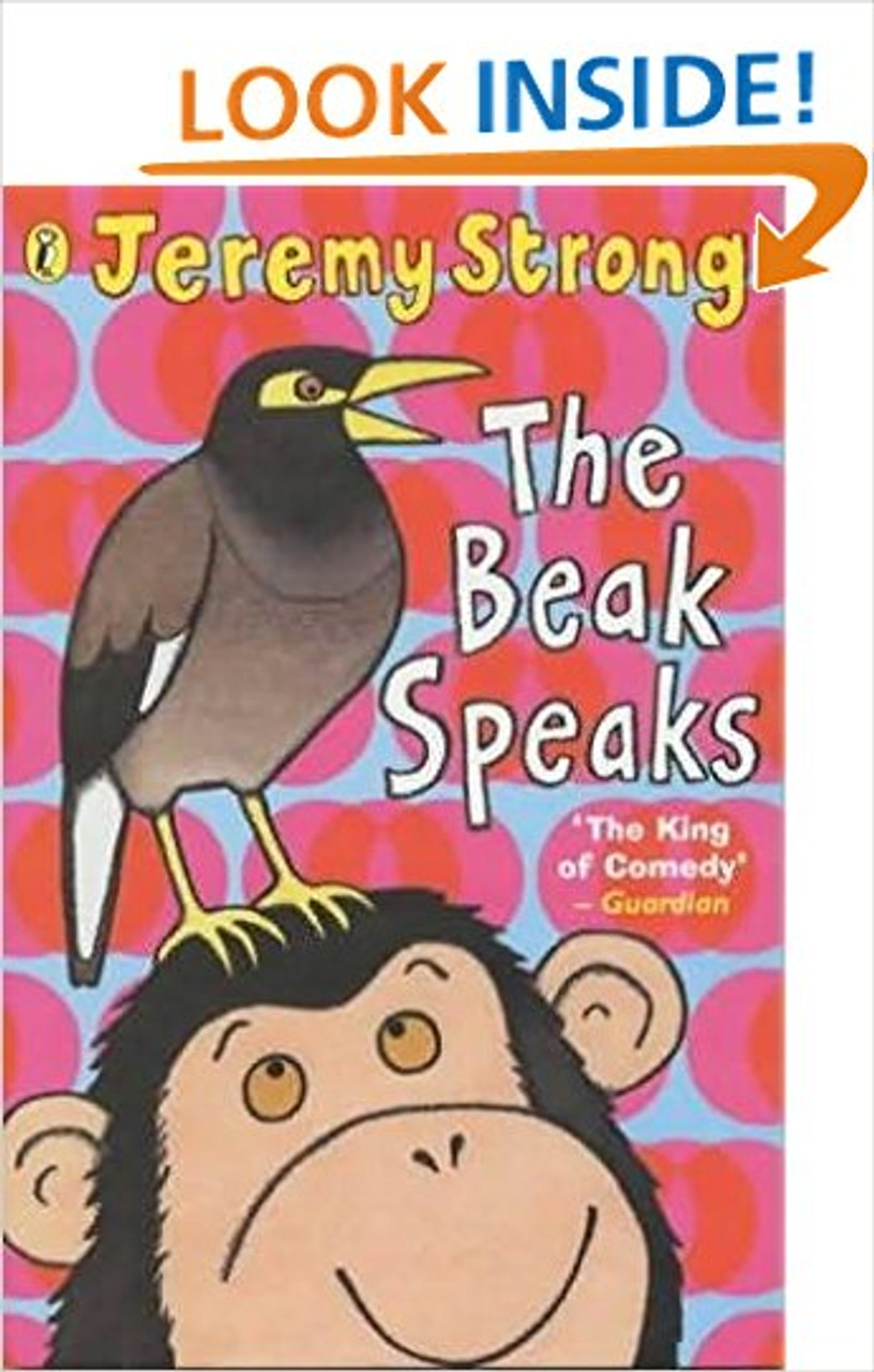Strong, Jeremy / The Beak Speaks