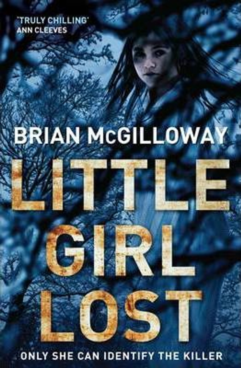 McGilloway, Brian / Little Girl Lost (Large Paperback)