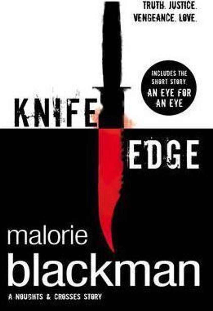 Blackman, Malorie / Knife Edge