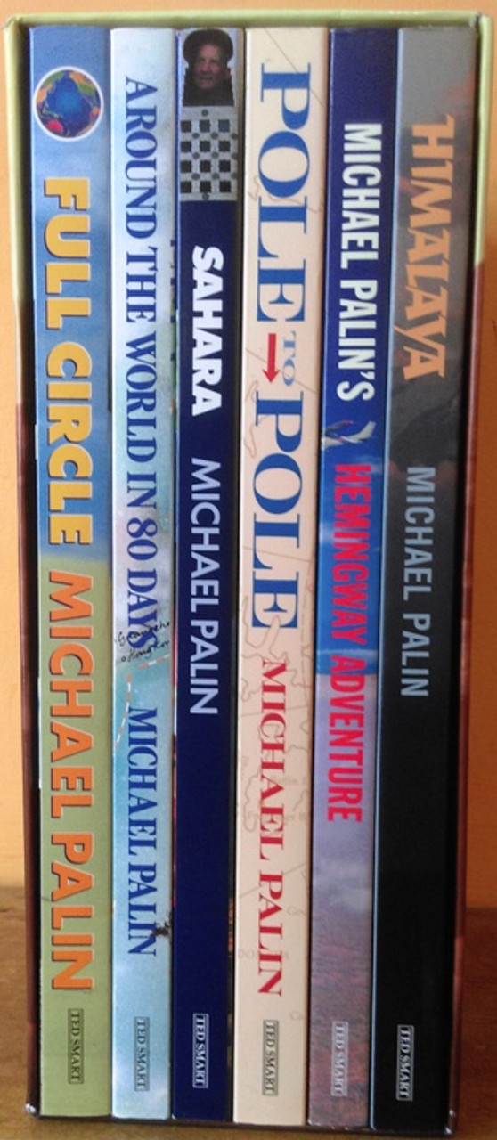The Michael Palin Collection (6 Book Box Set)