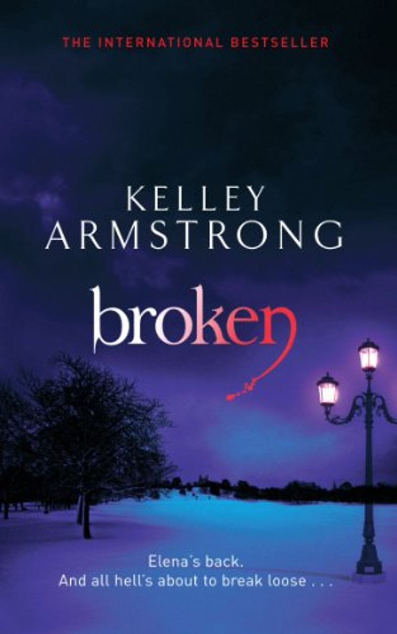 Armstrong, Kelley / Broken