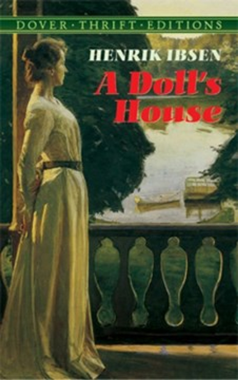 Ibsen, Henrik - A Doll's House ( Play/Drama) Dover PB Ed - BRAND NEW