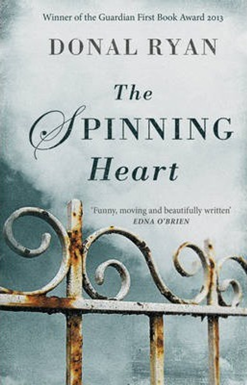 Ryan, Dónal - Spinning Heart - PB - BRAND NEW