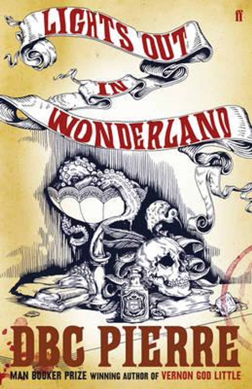 Pierre, DBC / Lights Out in Wonderland (Large Paperback)