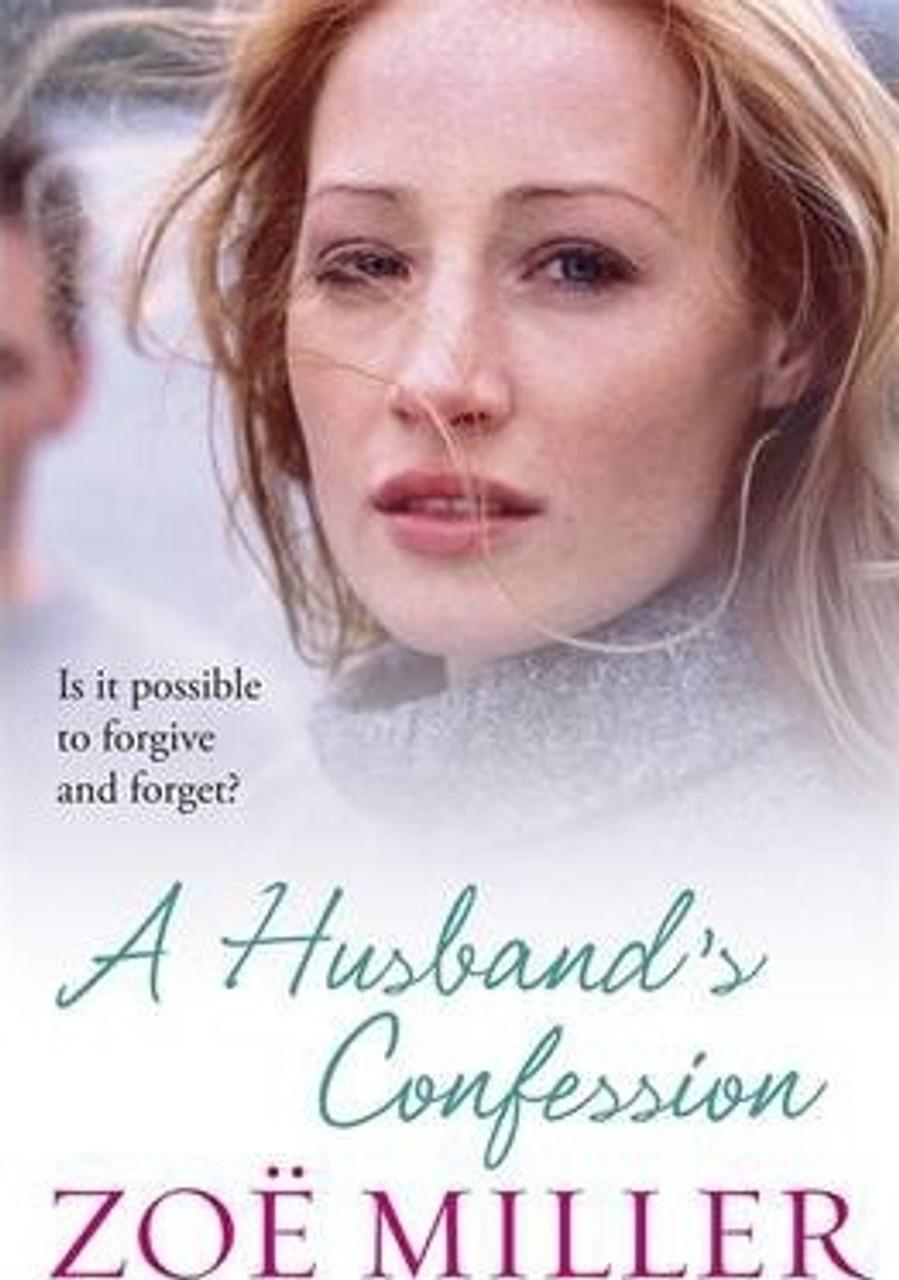 Miller, Zoe / A Husband's Confession (Large Paperback)