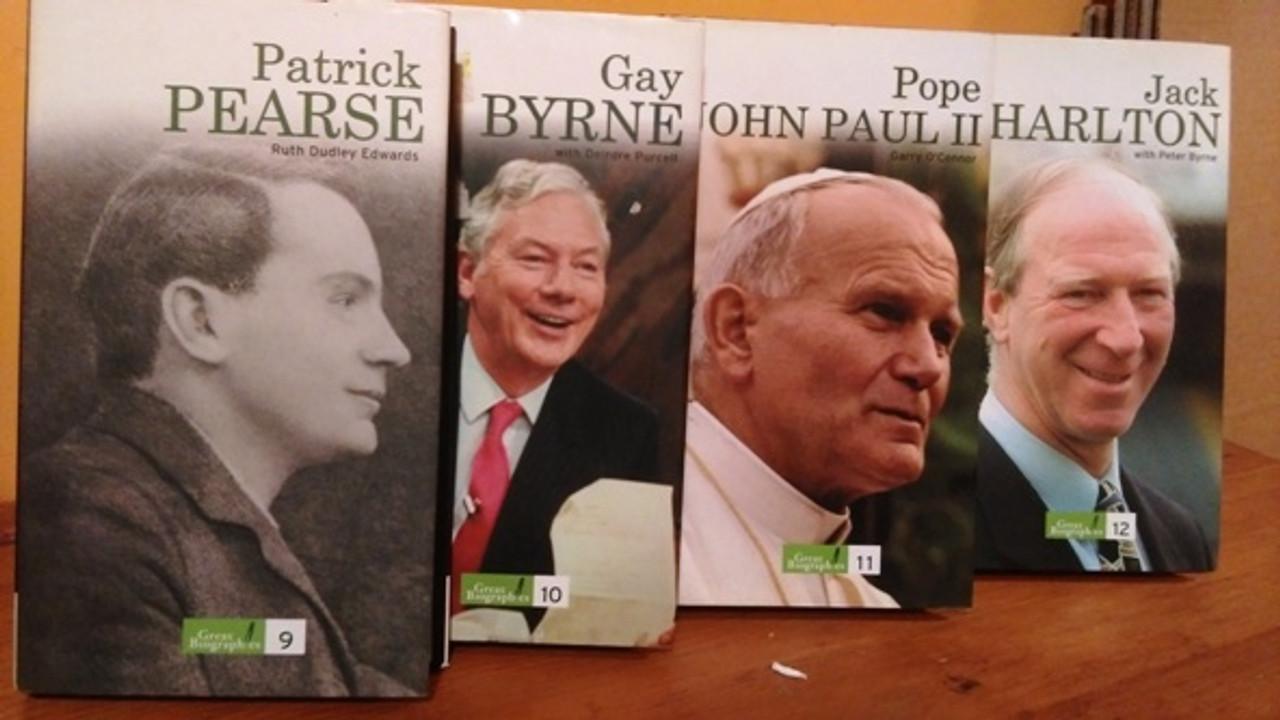 Great Biographies (Irish Independent) (Complete 20 Book Set)