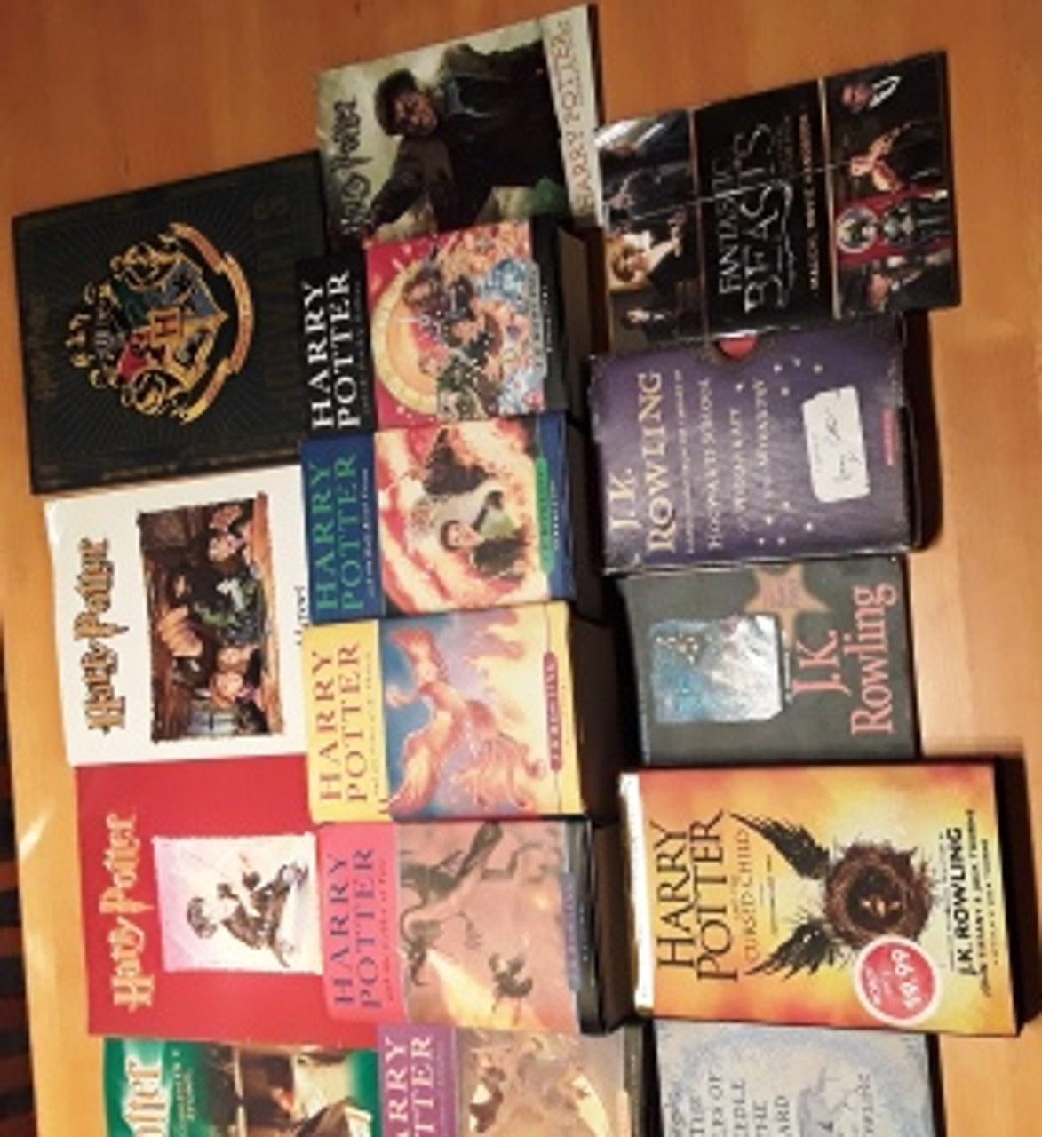 The Ultimate Harry Potter Collection