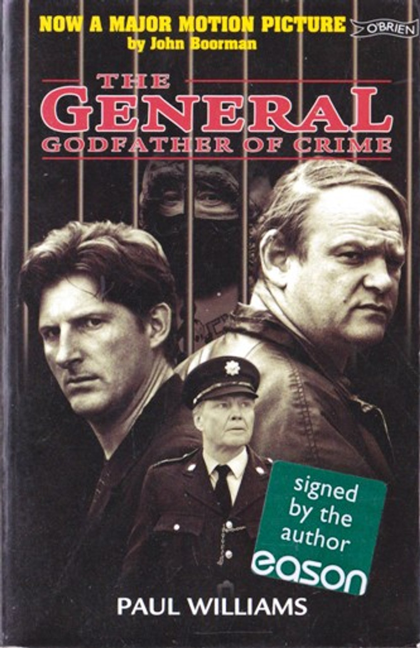 Paul Williams / The General : Godfather of Crime (Paperback) (Signed by the Author)