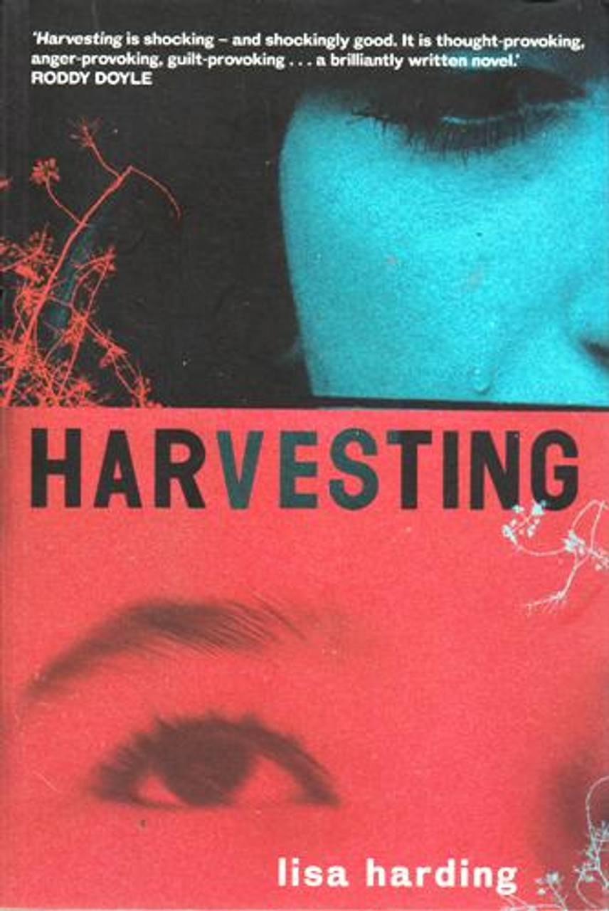 Lisa Harding / Harvesting (Large Paperback) (Signed by the Author)