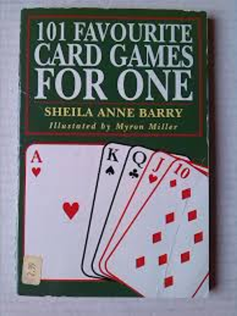 Barry, Sheila Anne / 101 Favourite Card Games