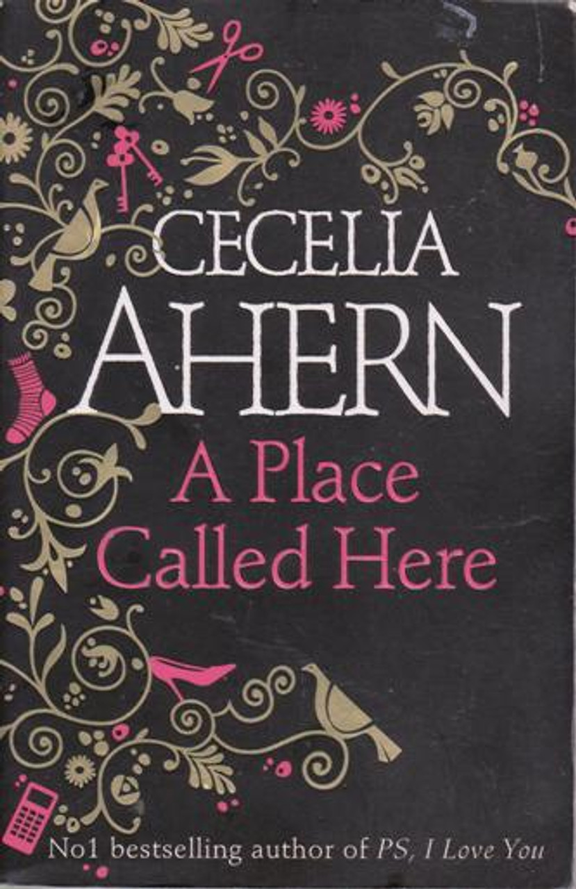 Cecelia Ahern / A Place Called Here (Large Paperback) (Signed by the Author) (1)