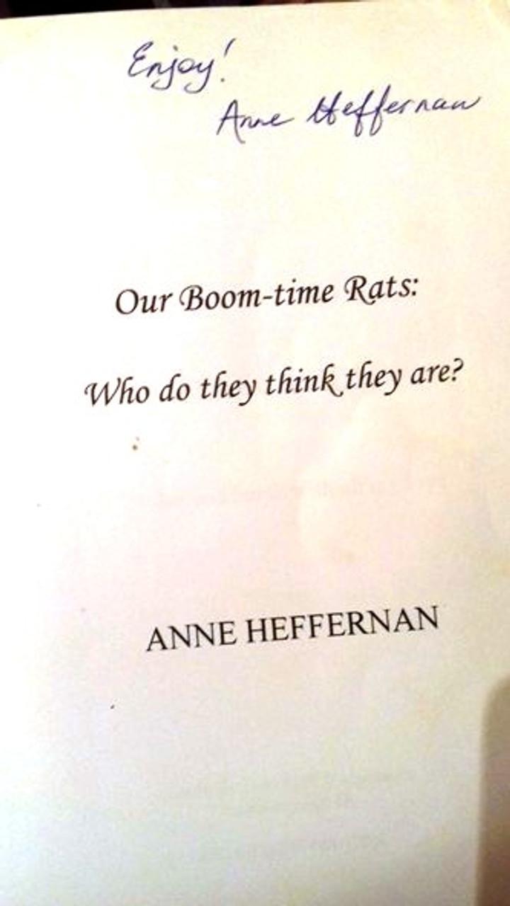 Boomtown Rats - Like Clockwork Lyrics | MetroLyrics