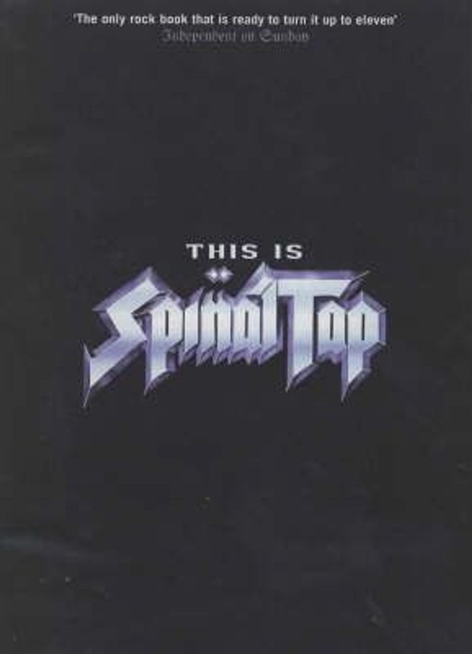 """The Official """"Spinal Tap"""" Companion"""
