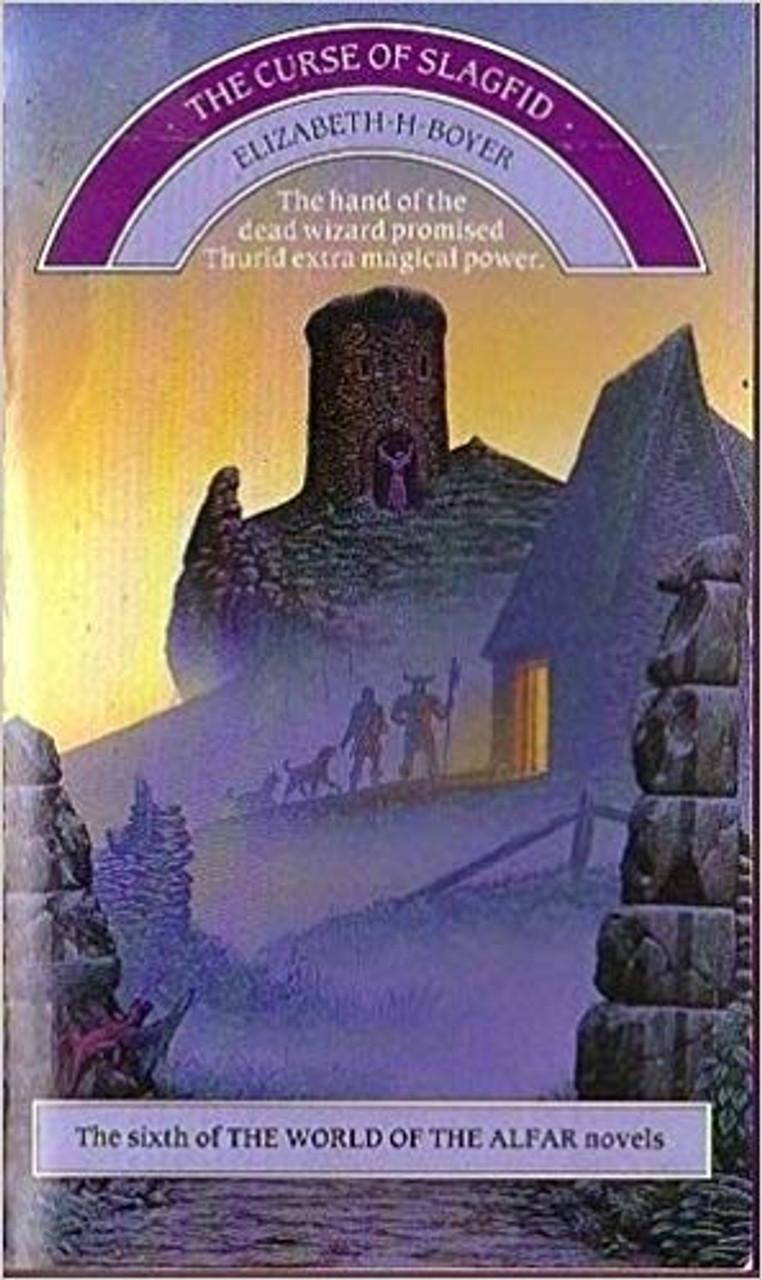 Boyer, Elizabeth H / The Curse of Slagfid