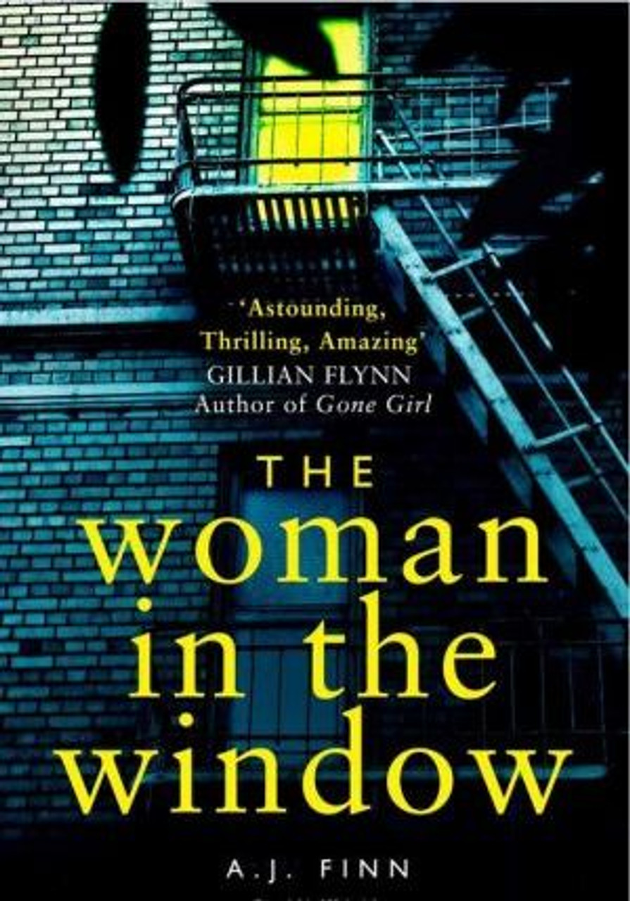 Finn, A.J. / The Woman in the Window (Large Paperback)