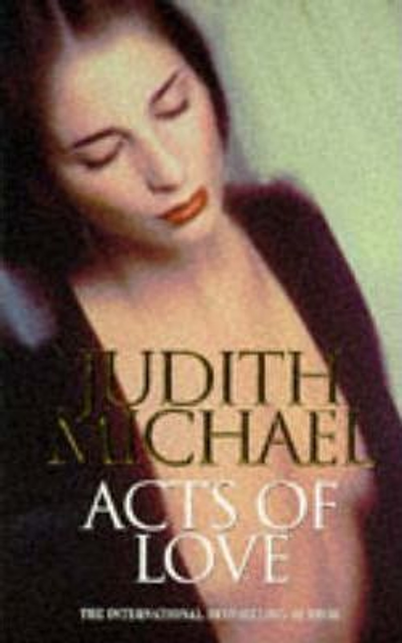 Michael, Judith / Acts of Love (Large Paperback)