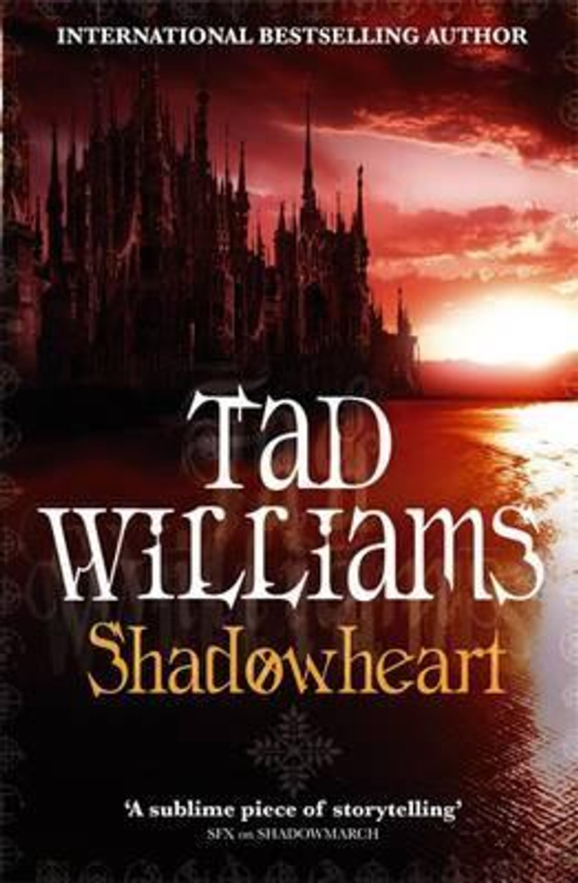 Williams, Tad / Shadowheart (Large Paperback)