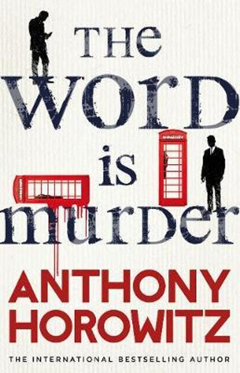 Horowitz, Anthony / The Word Is Murder (Large Paperback)