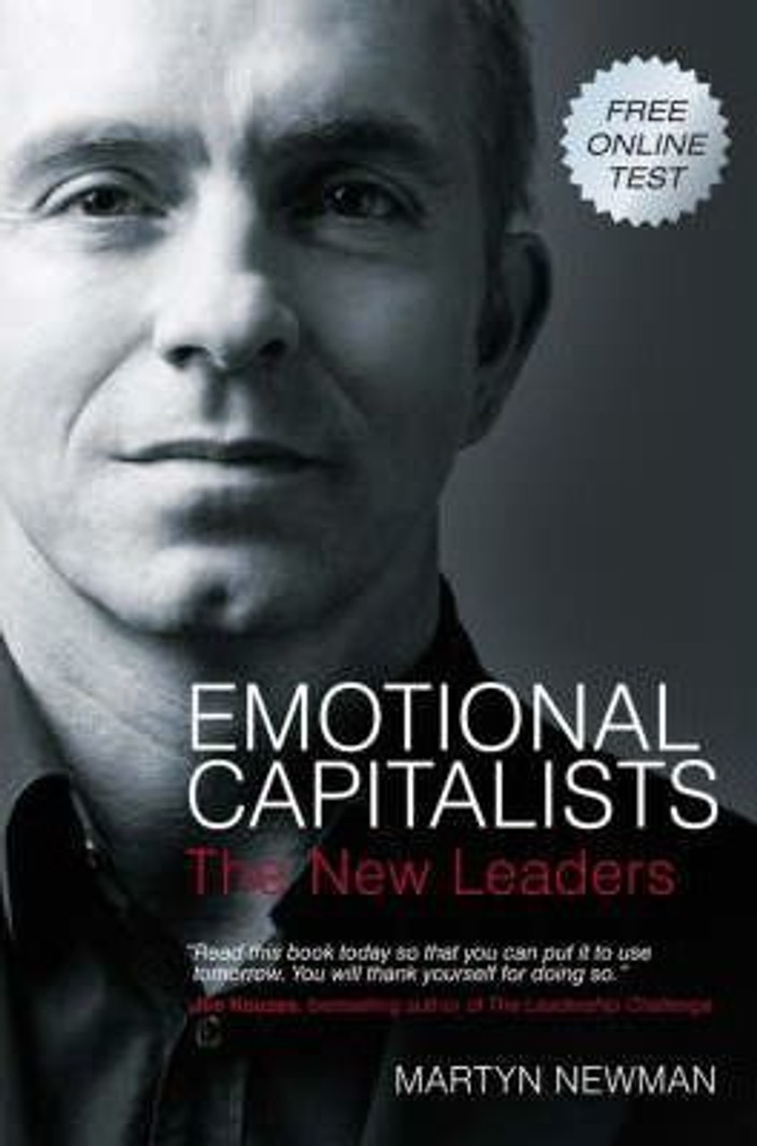 Newman, Martyn / Emotional Capitalists : The New Leaders (Large Paperback)