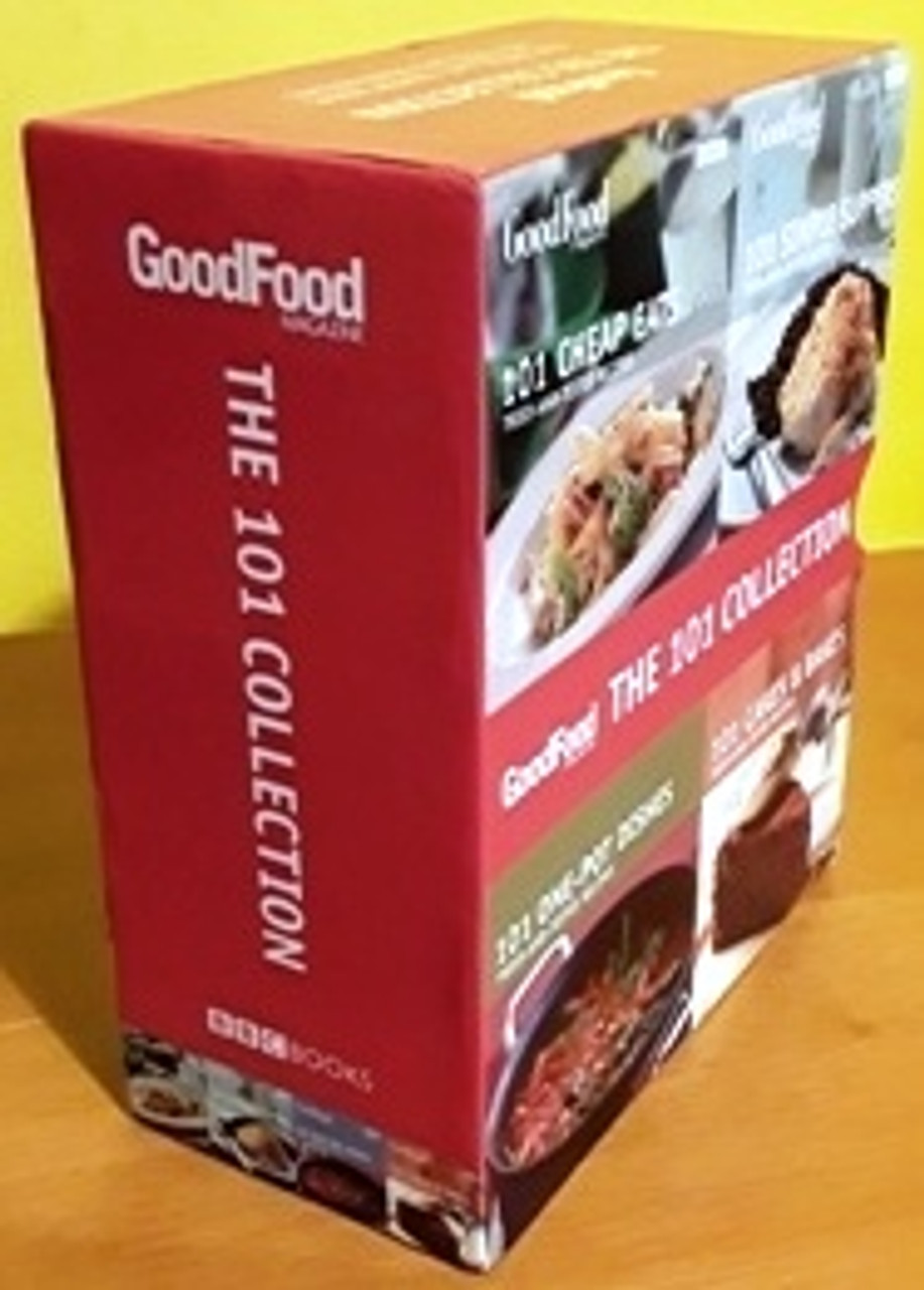 Good Food Magazine: The 101 Collection (Complete 4 Book Box Set)